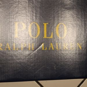 Polo by Ralph Lauren canvas sneakers 11.5 NIB